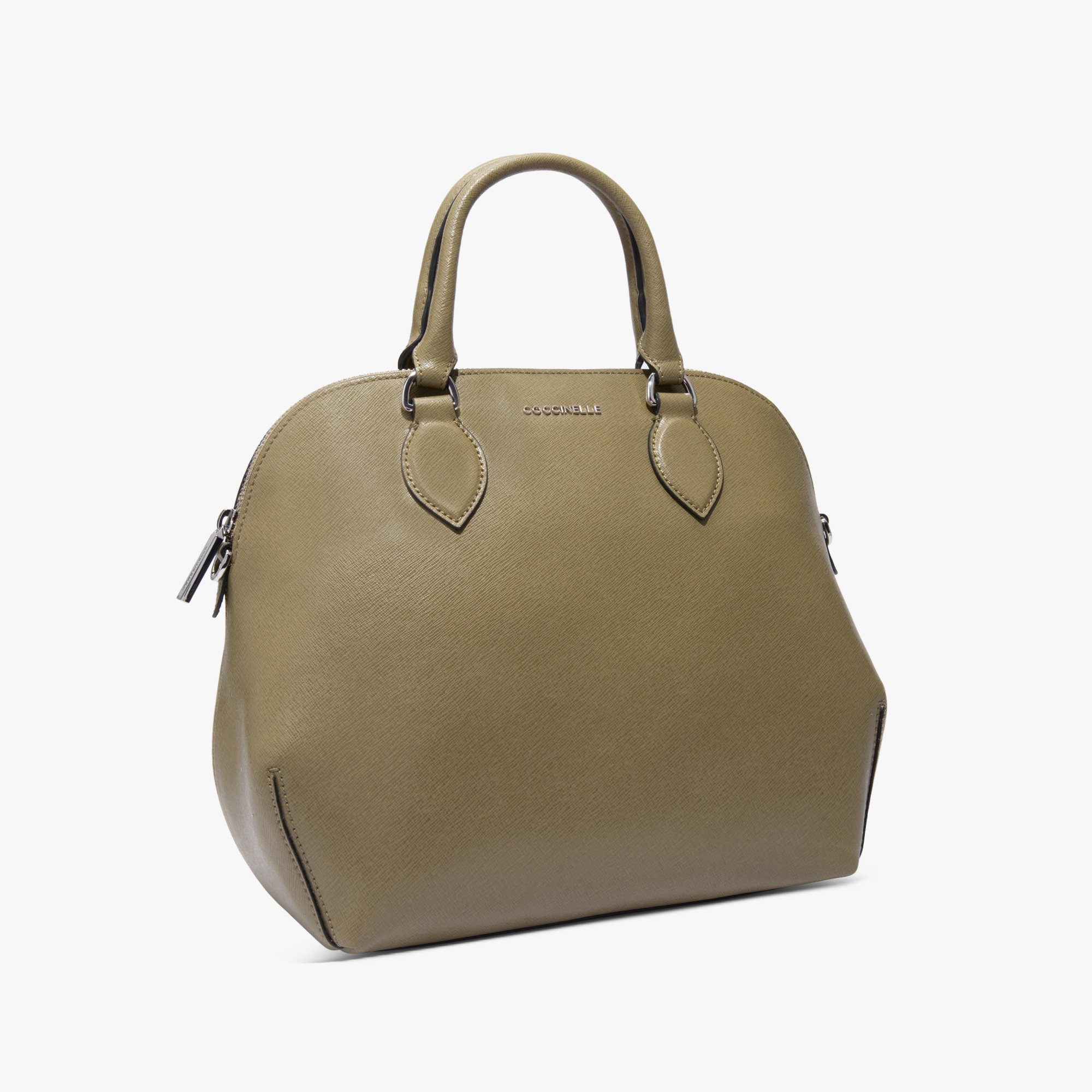 Yamilet Saffiano leather handbag