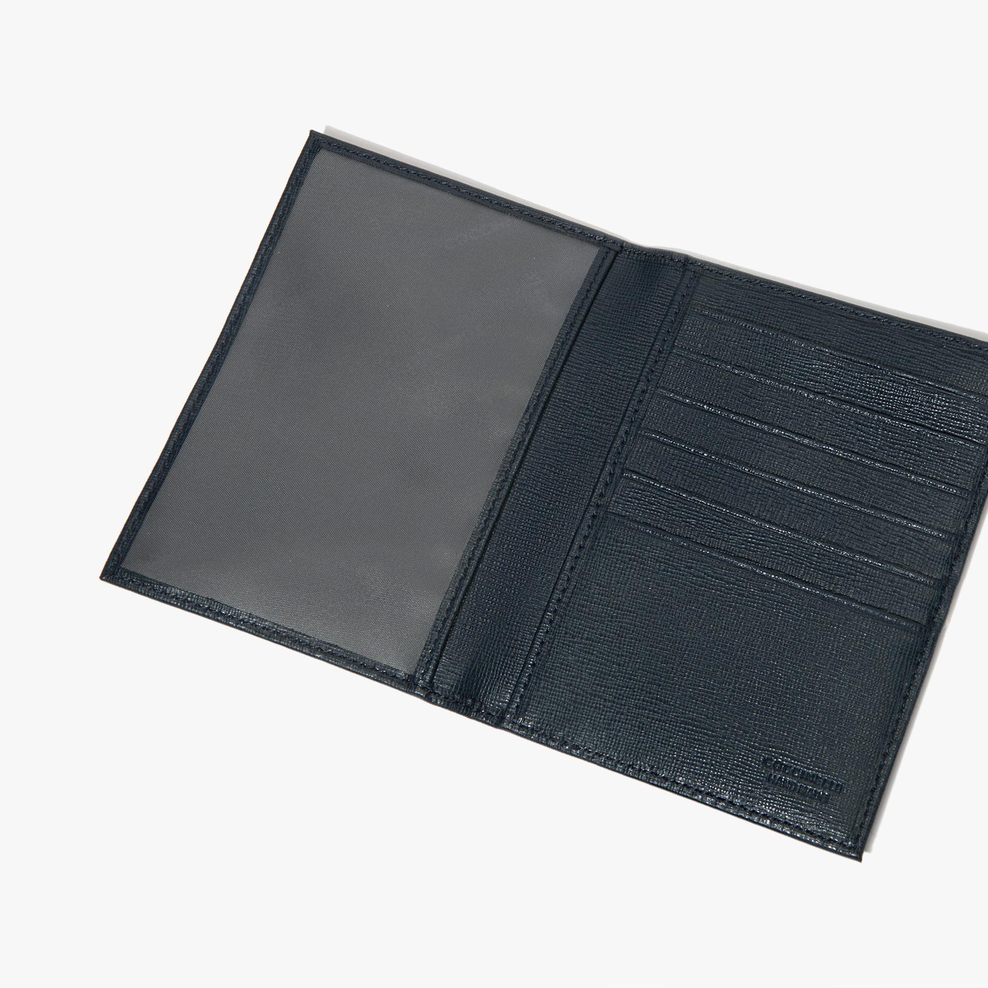 Saffiano document holder