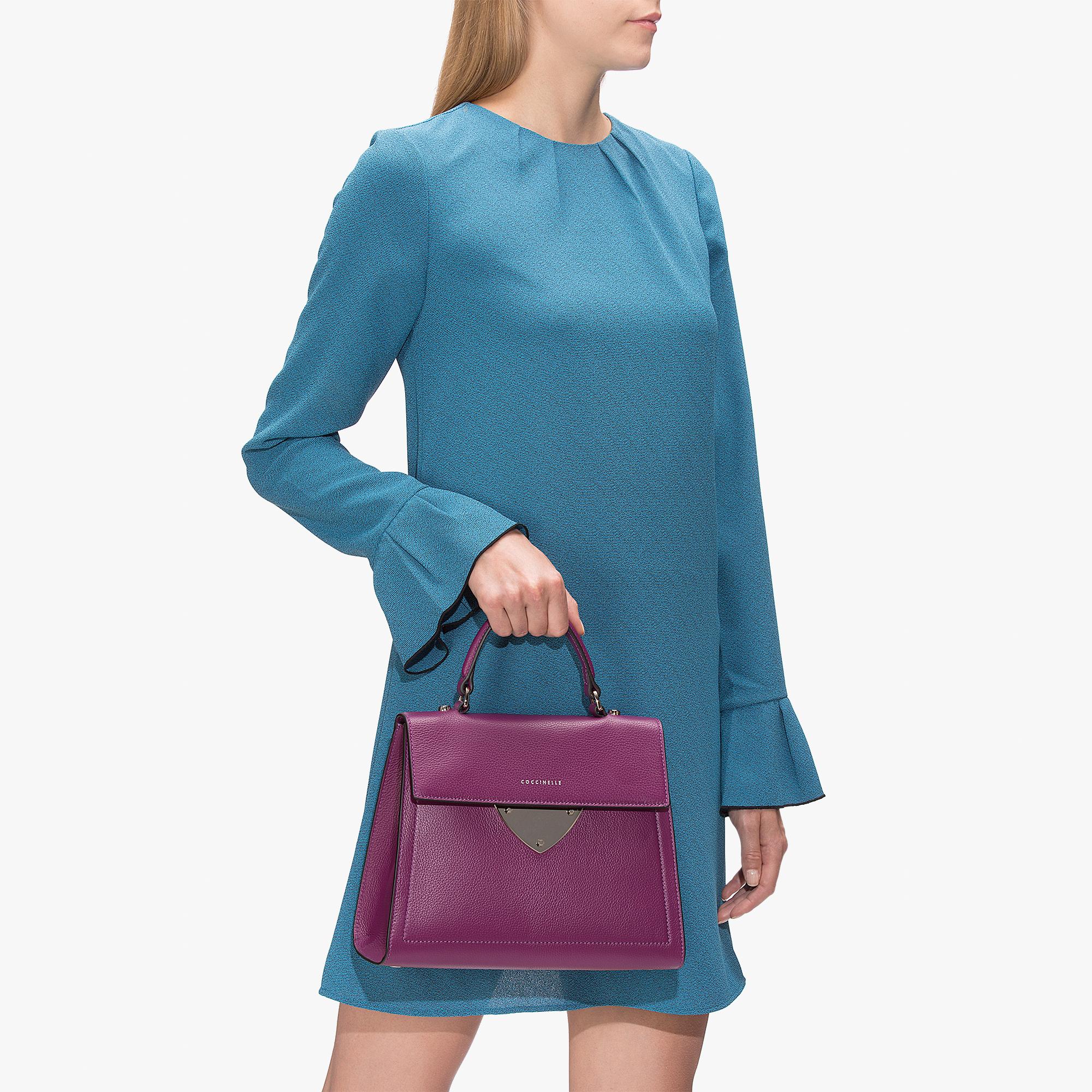 B14 leather handbag