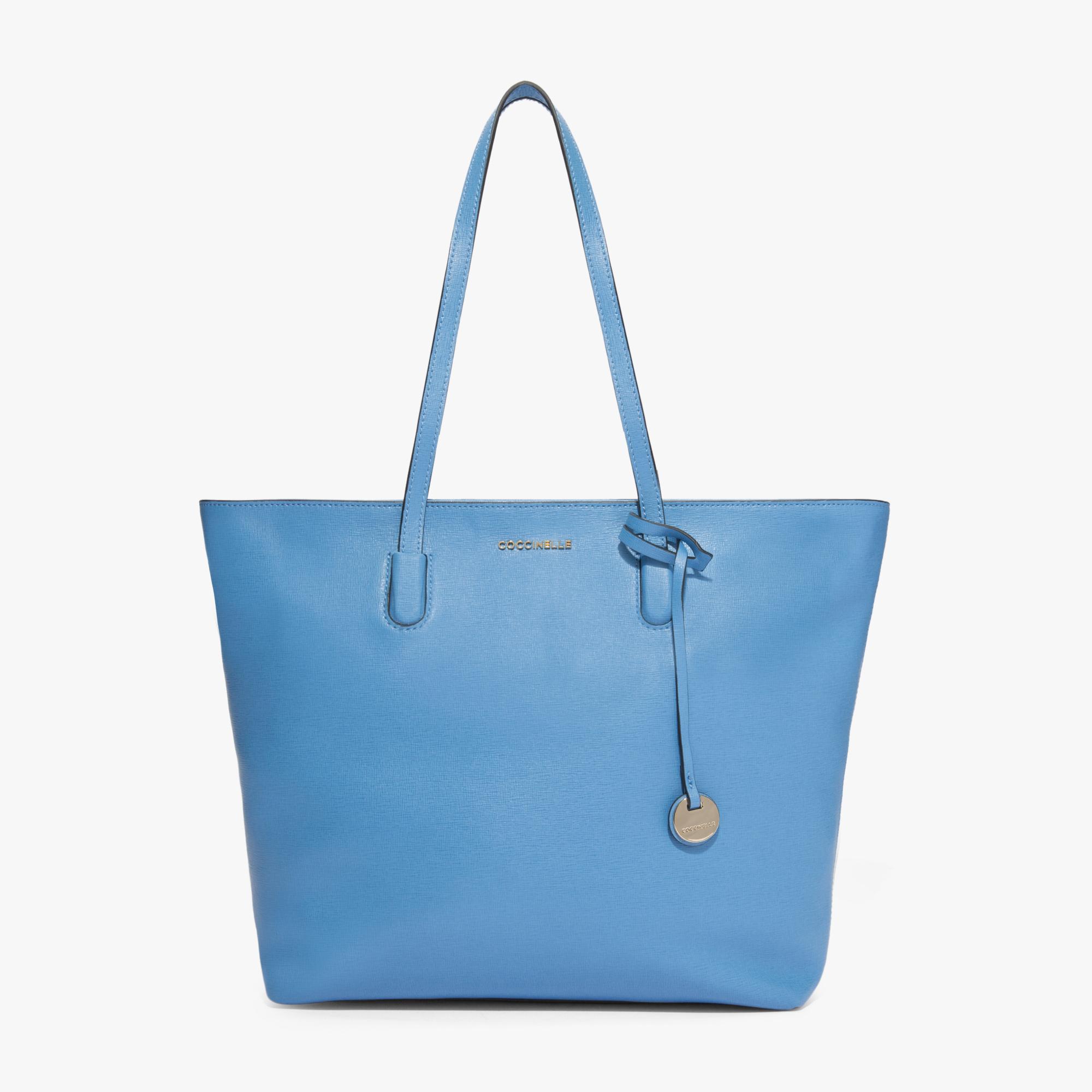 Clementine borsa shopping in saffiano