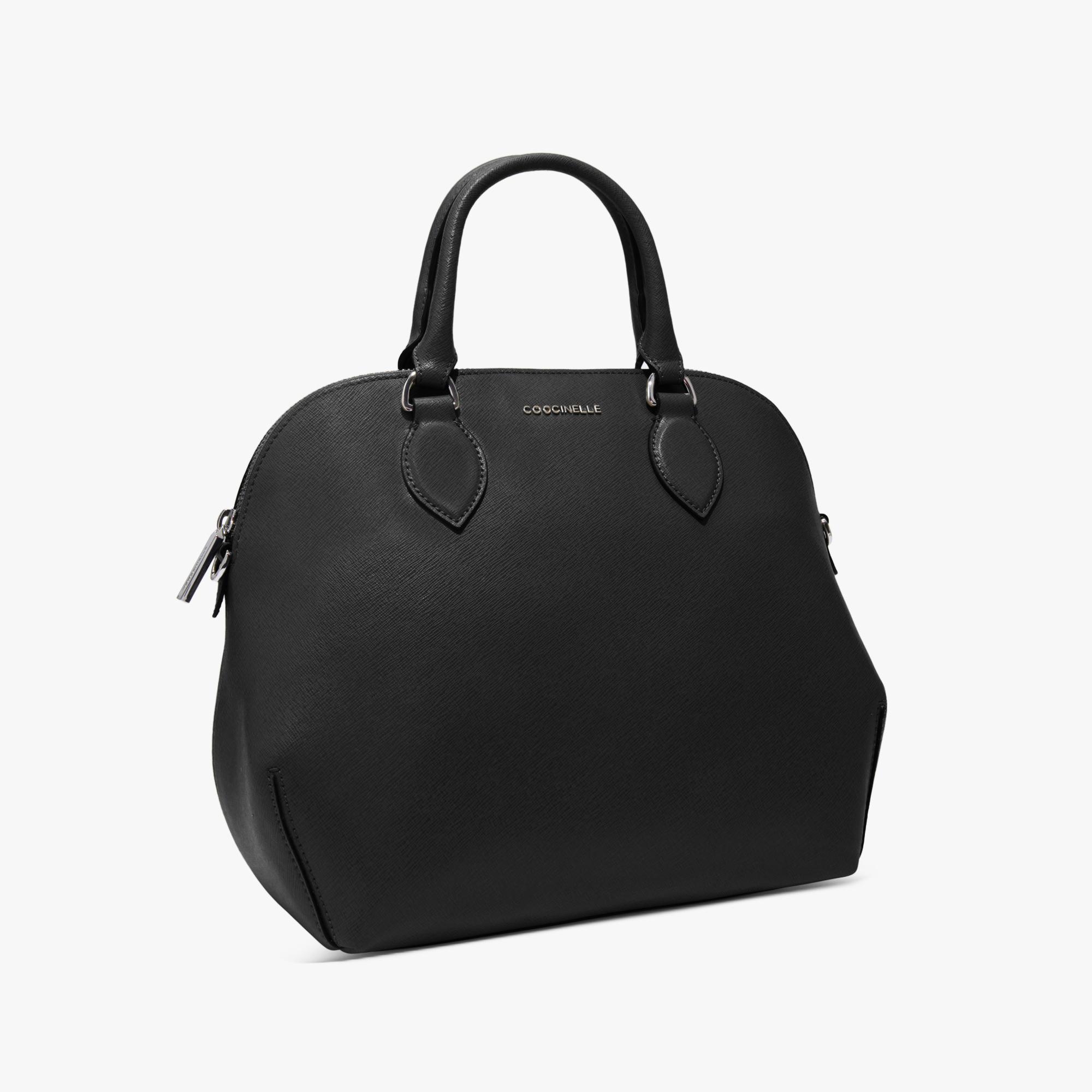 Yamilet Saffiano leather handbag