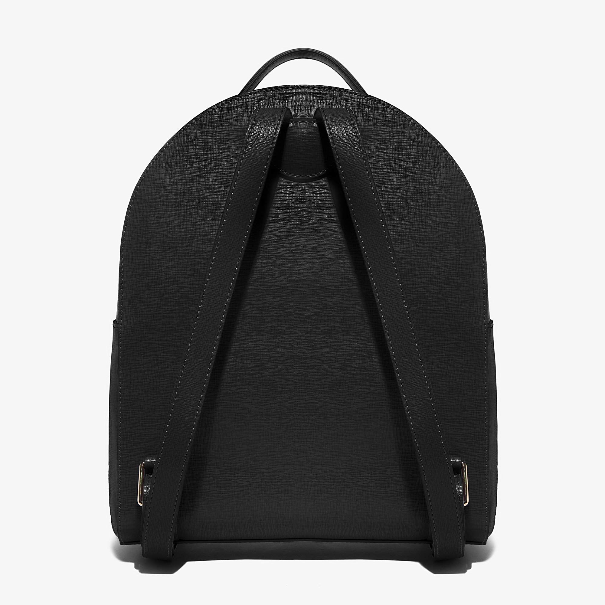 Clementine saffiano leather backpack bag